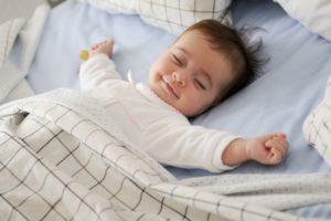 barn til at sove
