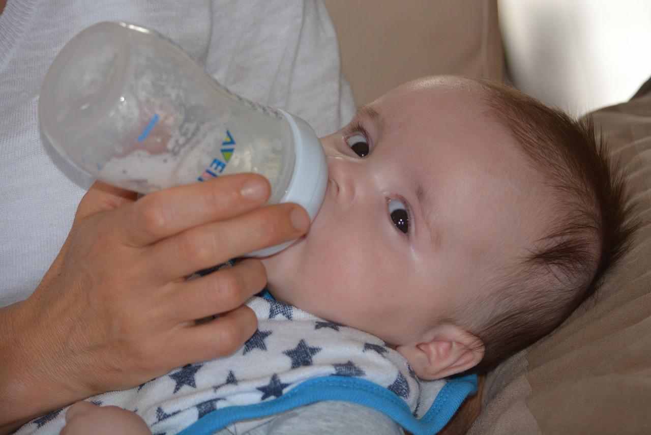 Brug for opbevaring af babys mad?