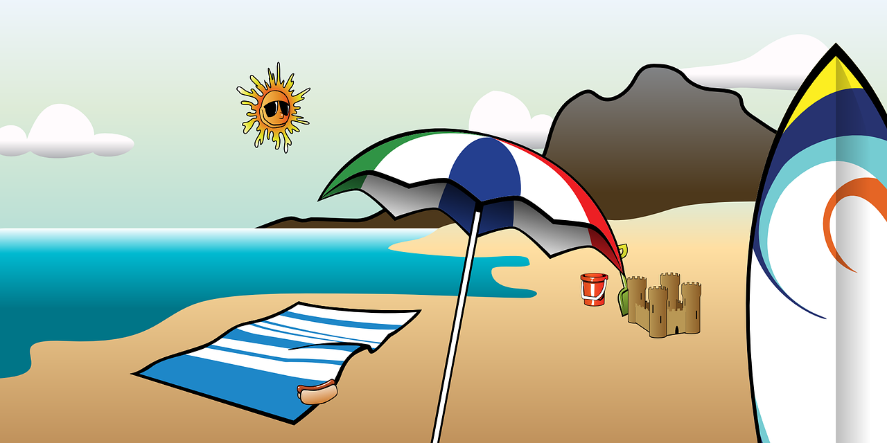 Parasoller og solskærme