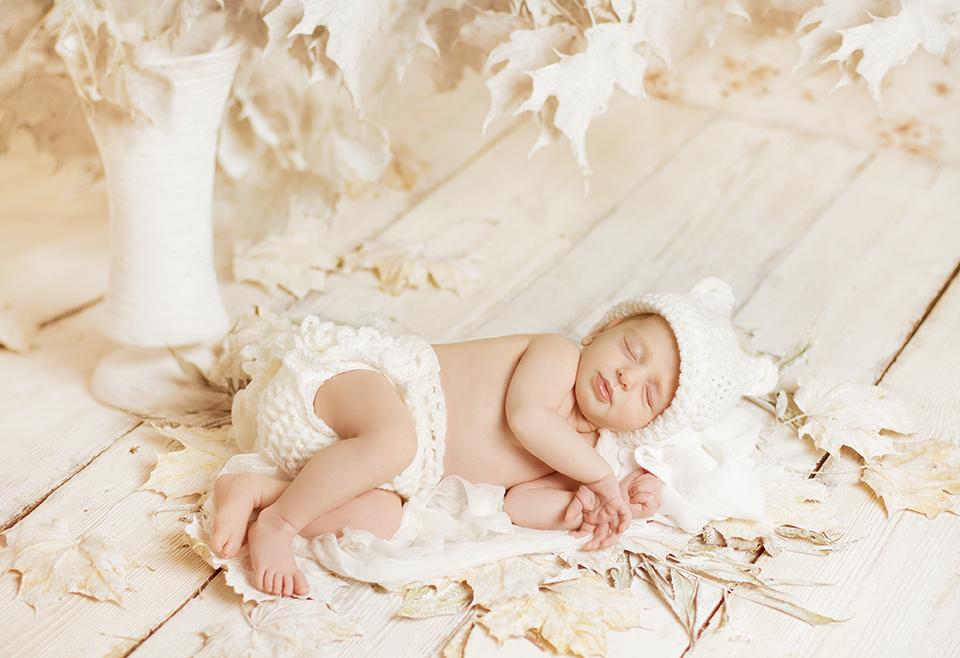 Strik fint babytøj til familieforøgelsen