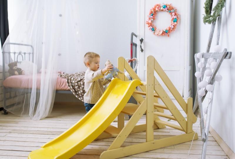 Sådan indretter du et børneværelse