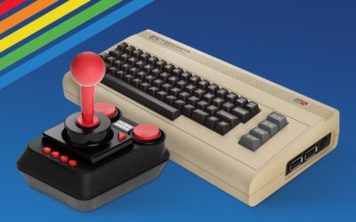Commodore 64 mini spillekonsol