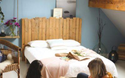 Danske børn bor tættere: Sådan indretter du deleværelset til ungerne