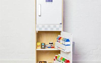 Legekøleskab med legemad