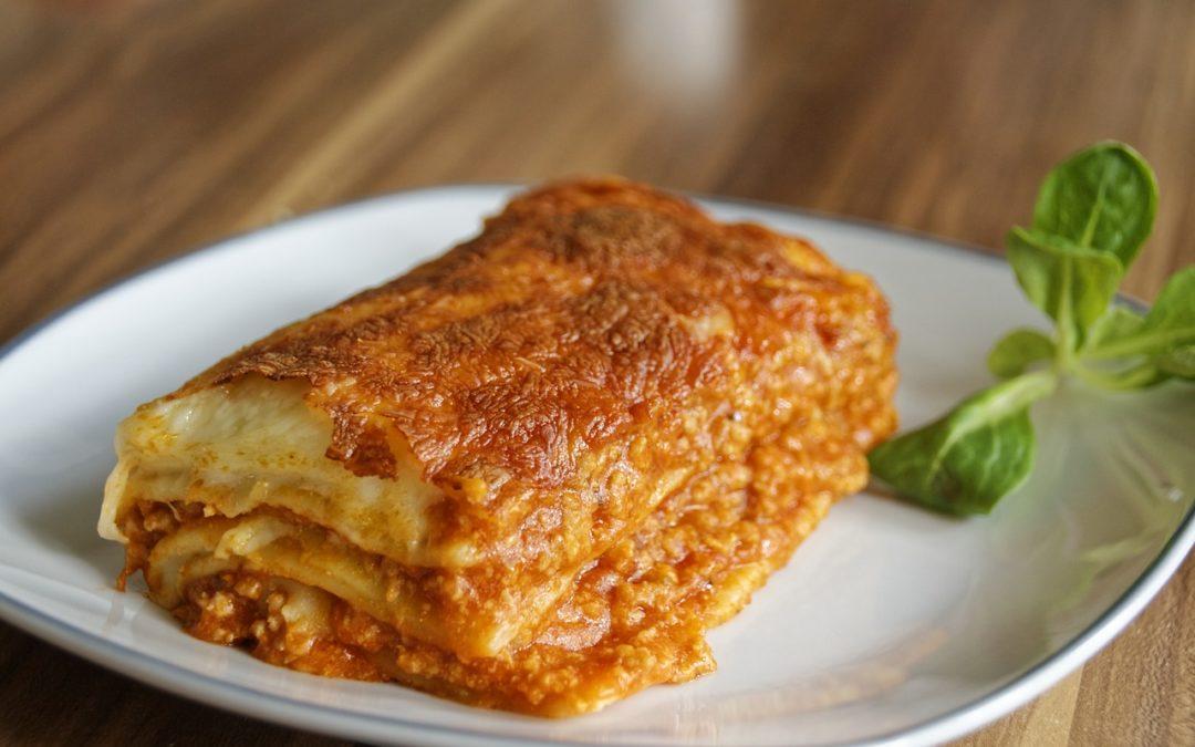 Danskere er vilde med lasagne