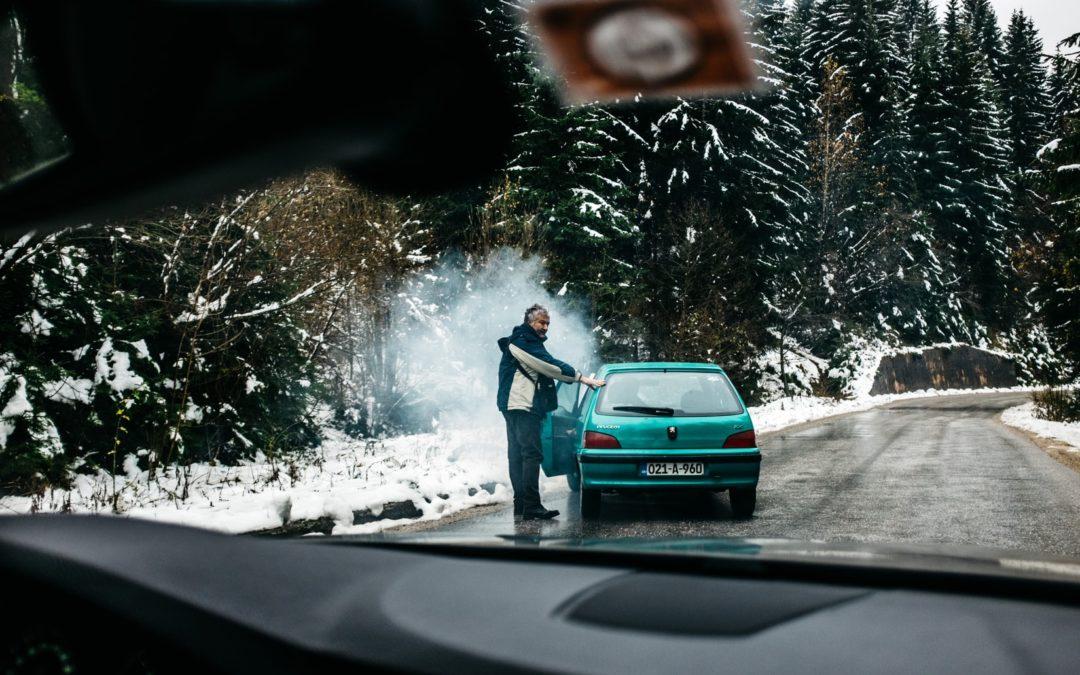 Husk at få bilen tjekket inden du tager familien ud på næste køretur
