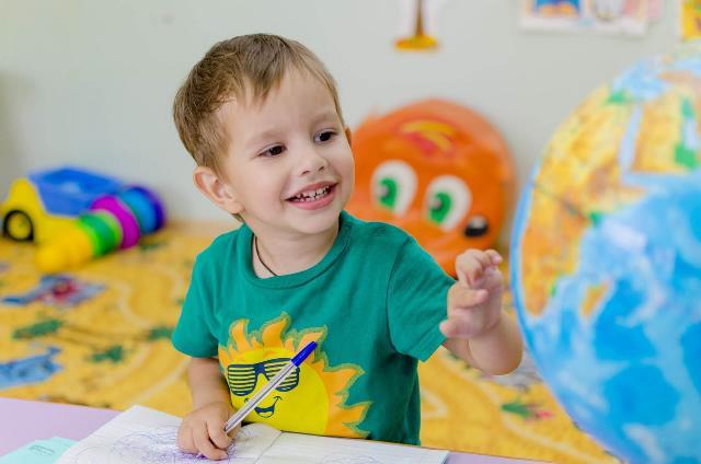 Et sundt indeklima er vigtigt  for dine børns velvære