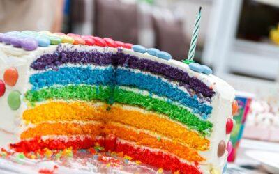 Fødselsdagsgaver og lege til 5-årige