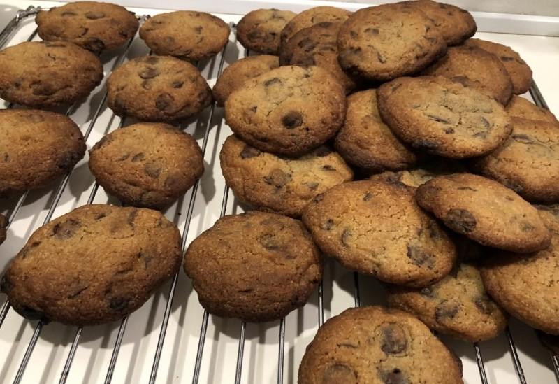 Chokolade cookies