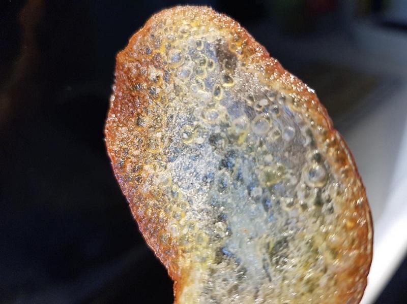 Hjemmelavet chips